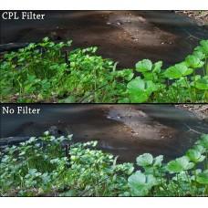 Поляризационный фильтр GreenL CPL 52 мм