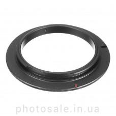Реверсивное кольцо для макросъемки Nikon – 52 мм