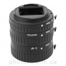 Макрокольца для Canon автофокусные
