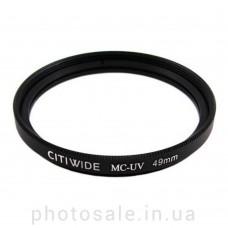 Ультрафиолетовый фильтр CITIWIDE UV-MC 49 мм