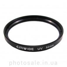 Ультрафиолетовый фильтр CITIWIDE UV-MC 52 мм