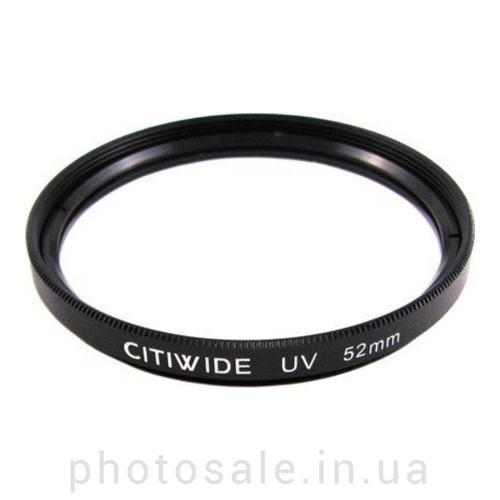 Ультрафиолетовый фильтр CITIWIDE UV-MC 55 мм