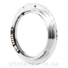 Переходник Pentax K – Canon EF без чипа