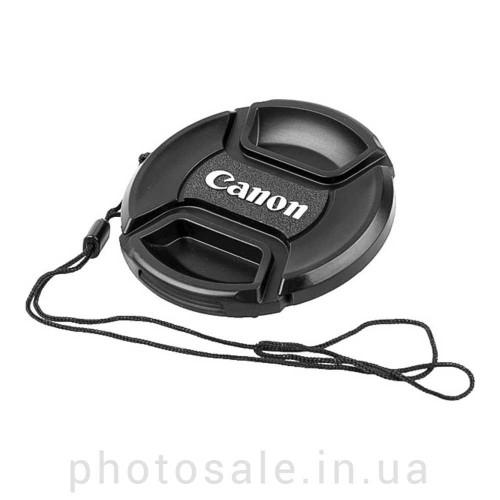 Крышка передняя для объектива Canon, Nikon – 52 мм
