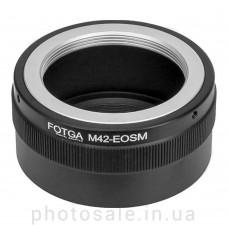 Переходник М42 – Canon EF-M