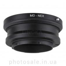 Переходник Minolta MD/MC – Sony E-mount (NEX)