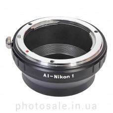 Переходник Nikon F – Nikon 1