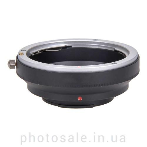 Переходник Canon EF – Samsung NX