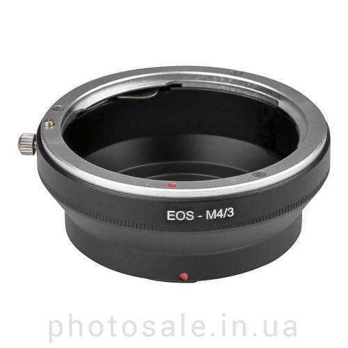 Переходник Canon EF – micro 4/3