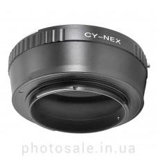Переходник Contax/Yashica – Sony E-mount (NEX)