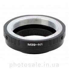 Переходник М39 – Nikon 1