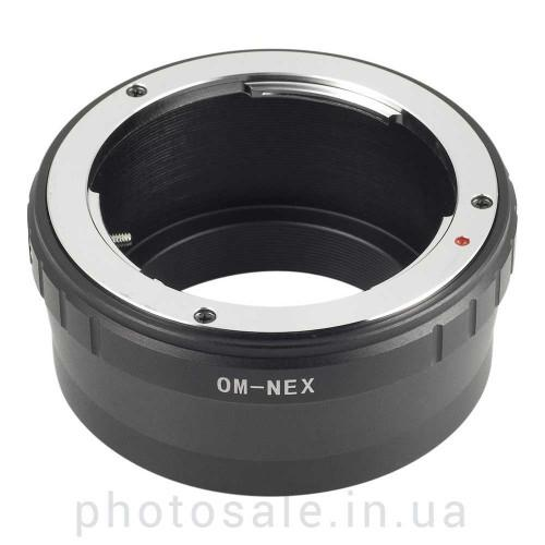 Переходник Olympus OM – Sony E-mount (NEX)
