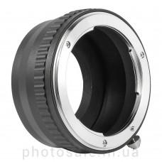Переходник Nikon F – Fujifilm X-mount