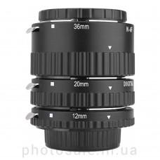 Макрокольца MeiKe для Nikon автофокусные