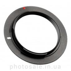 Переходник М42 – Nikon F без линзы