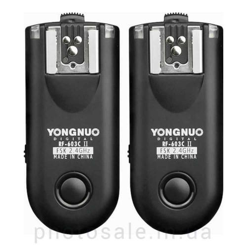Радиосинхронизатор Yongnuo RF-603 mark II для Nikon N1, N3