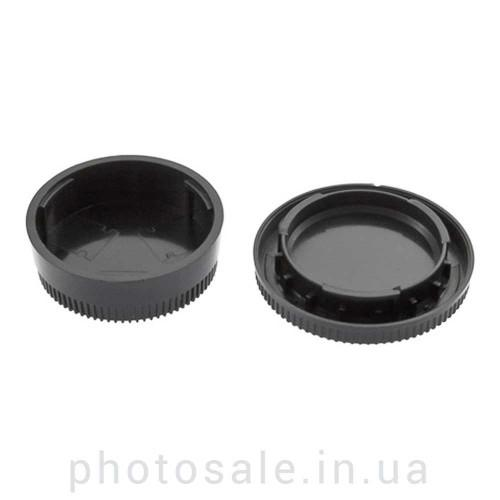 Задняя крышка для объективов с байонетом Nikon