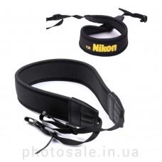 Нашейный ремень для камер Nikon