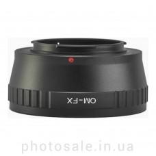 Переходник Olympus OM – Fujifilm X-mount