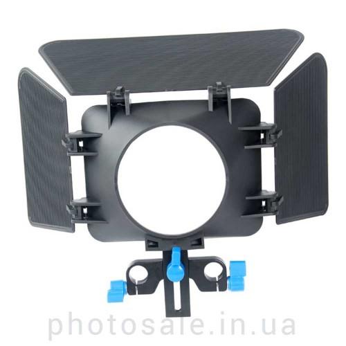 Компендиум Digital Matte Box M1 с 3 шторками