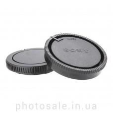 Задняя крышка для объективов с байонетом Sony alpha