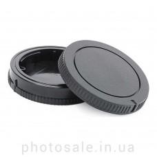 Задняя крышка для объективов с байонетом Sony alpha E-mount / Minolta A
