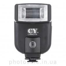 Вспышка YINYAN CY-20 для Canon, Nikon, Pentax