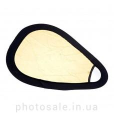Треугольный фотоотражатель, рефлектор 30 см