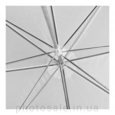 Фотозонт белый на просвет студийный 110 см