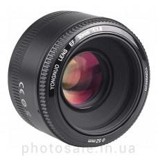 Объектив Yongnuo YN-50 для Canon – 50 mm F/1.8