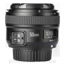Объектив Yongnuo YN-50 для Nikon – 50 mm F/1.8