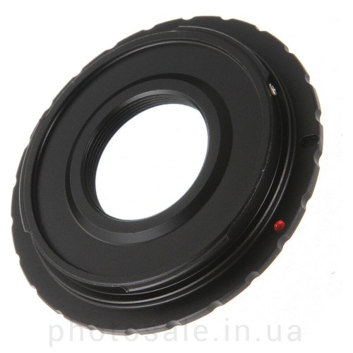 Переходник C-mount – Canon EF