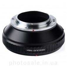 Переходник Hasselblad HB - Nikon F