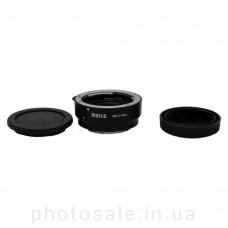 Переходник Meike MK-C-AF4 Canon EF(EF-S) – Canon EF-M автофокусный