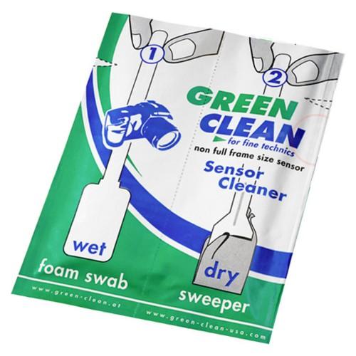 Швабры для чистки неполноразмерных матриц Green Clean SC-4070-1(влажная,сухая)