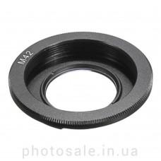 Переходник М42 – Nikon F с линзой PIXCO