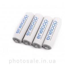 Аккумуляторы АА Panasonic Eneloop 2000 mAh HR-3UTGB - 4 шт.
