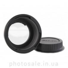 Переходник Pentacon 6 – Canon EF с чипом
