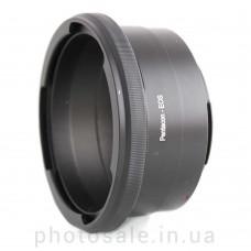 Переходник Pentacon 6 – Canon EF без чипа