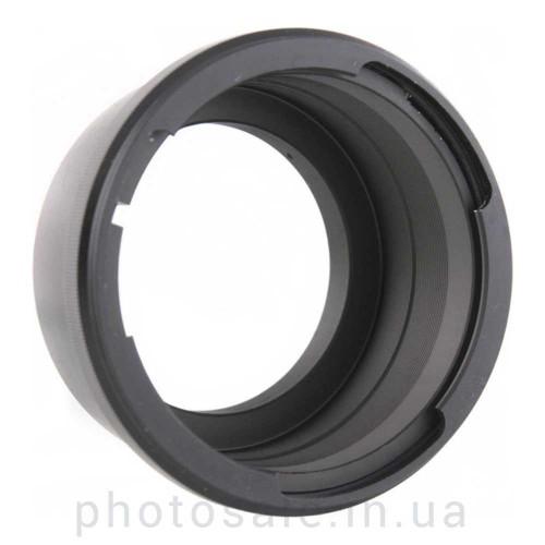 Переходник Pentacon 6 – Nikon F