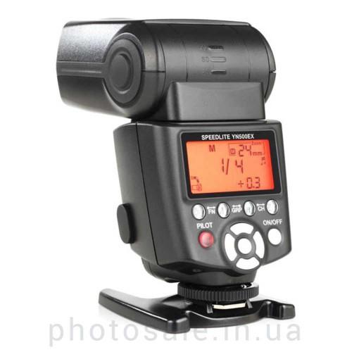 Вспышка Yongnuo YN-500EX для Canon